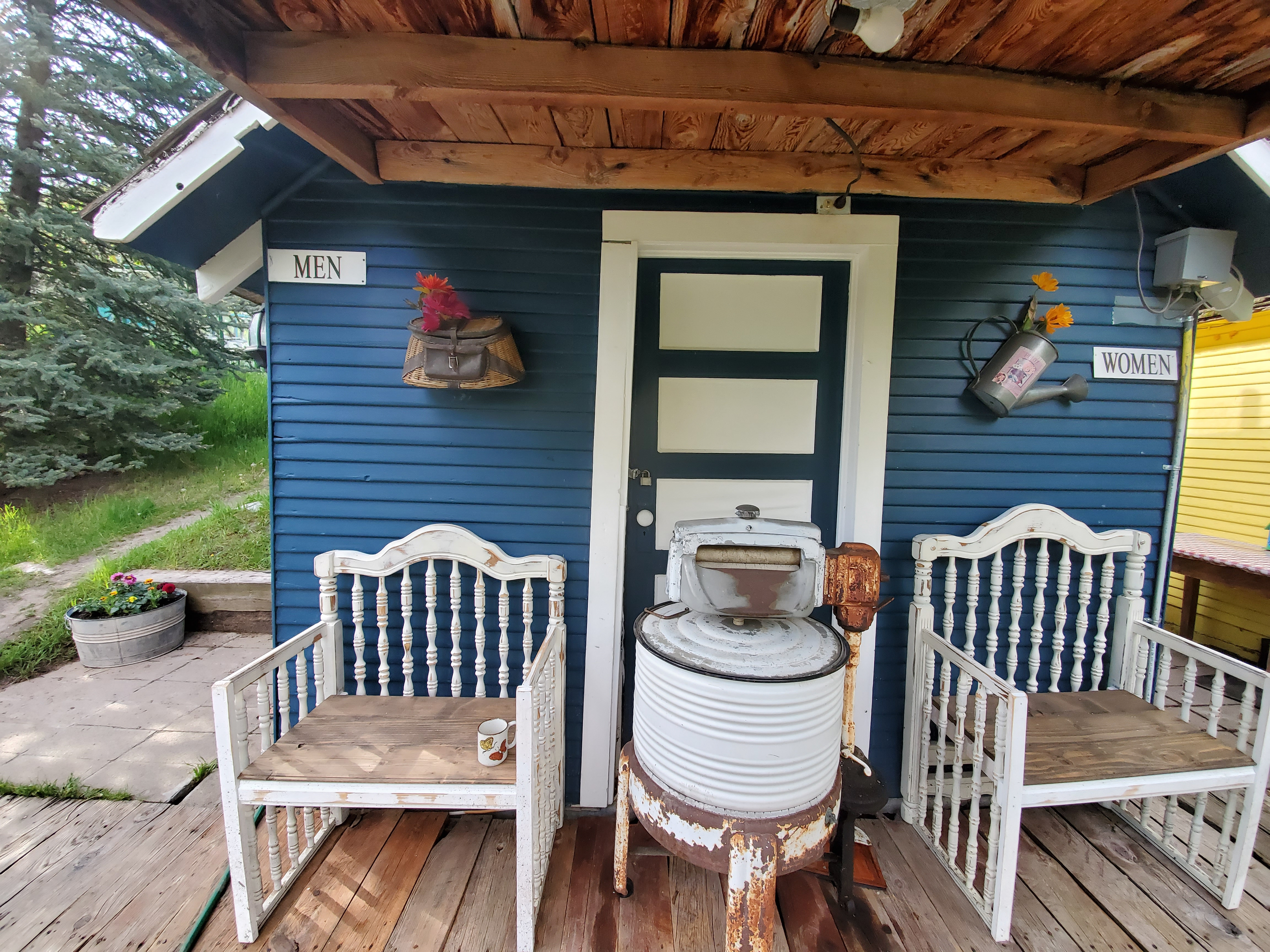Bristol Cabins – Cabins and Camping in Lava Hot Springs, Idaho